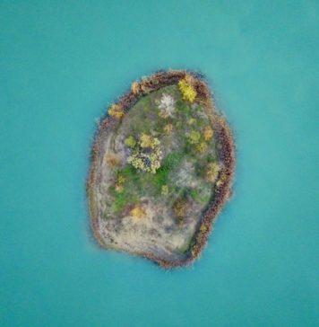 uninhabited islands
