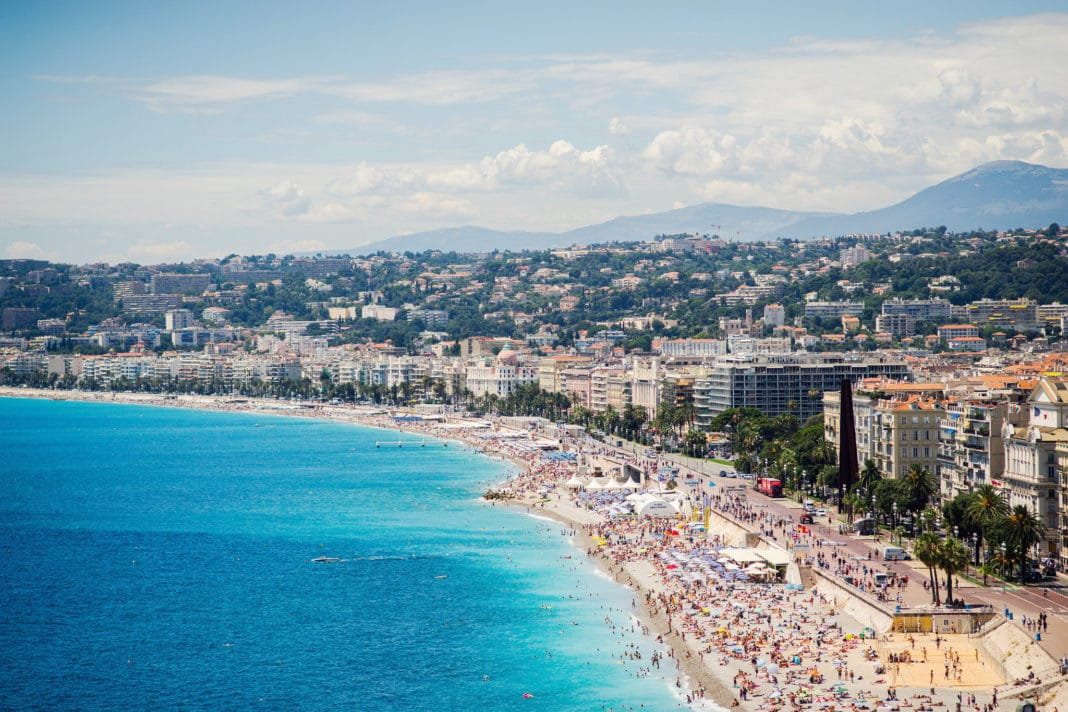 things to do in nice france - Coastal Hiking