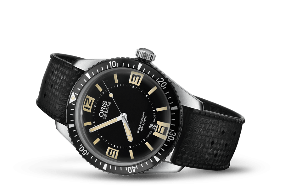 Oris Divers Sixty-Five - Features & Benefits