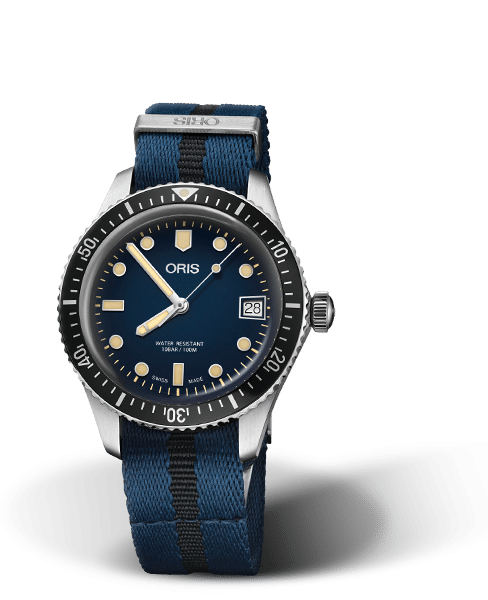 Oris Divers Sixty-Five - Dial