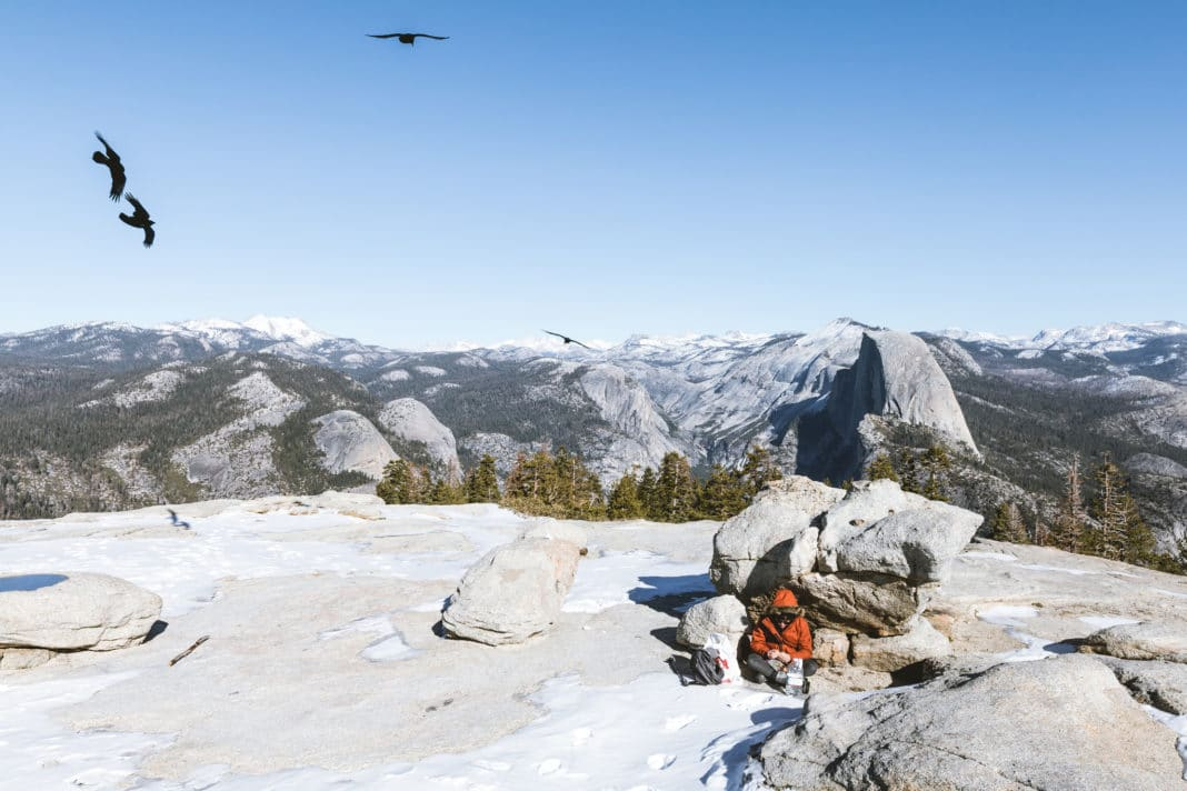 best hiking trails in every state - California - Sentinel Dome Trail