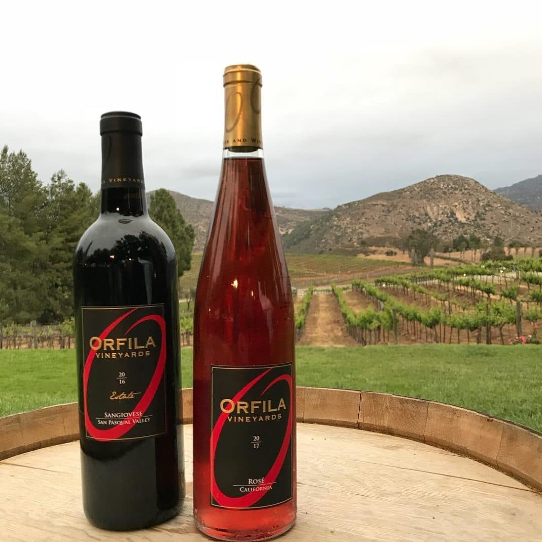 San Diego Wineries - Orfila Winery
