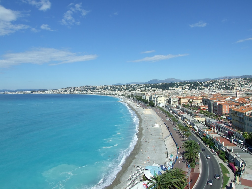 things to do in nice france -  Castle Hill