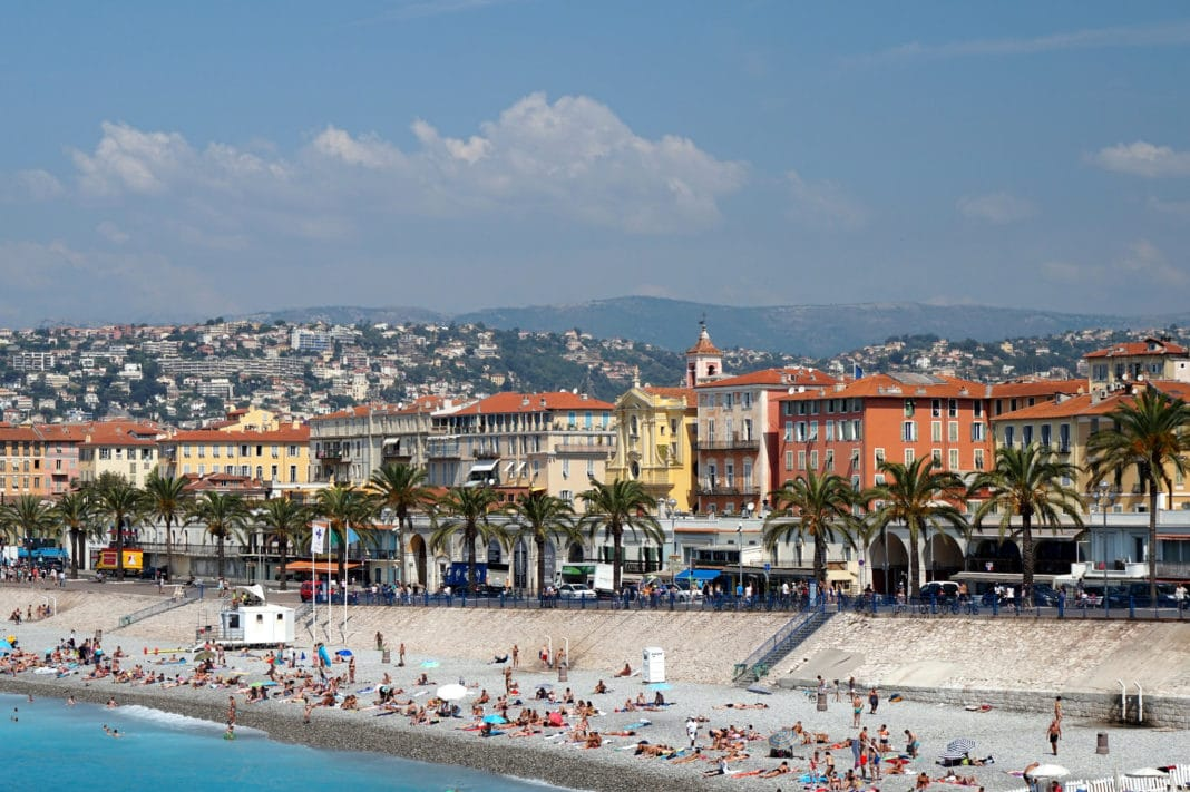 things to do in nice france - Old Town