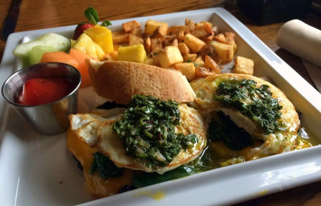 Heck S Cafe Ohio City Best Restaurants In Cleveland