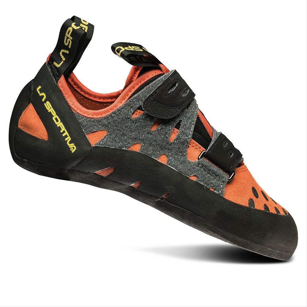 Men's La Sportiva TarantuLace Climbing Shoe - Materials Used
