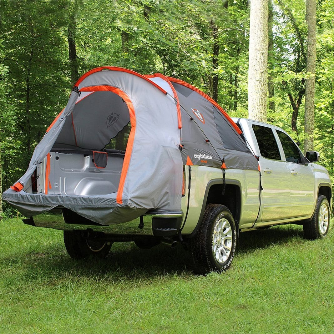 Full-Size Rightline Truck Tent