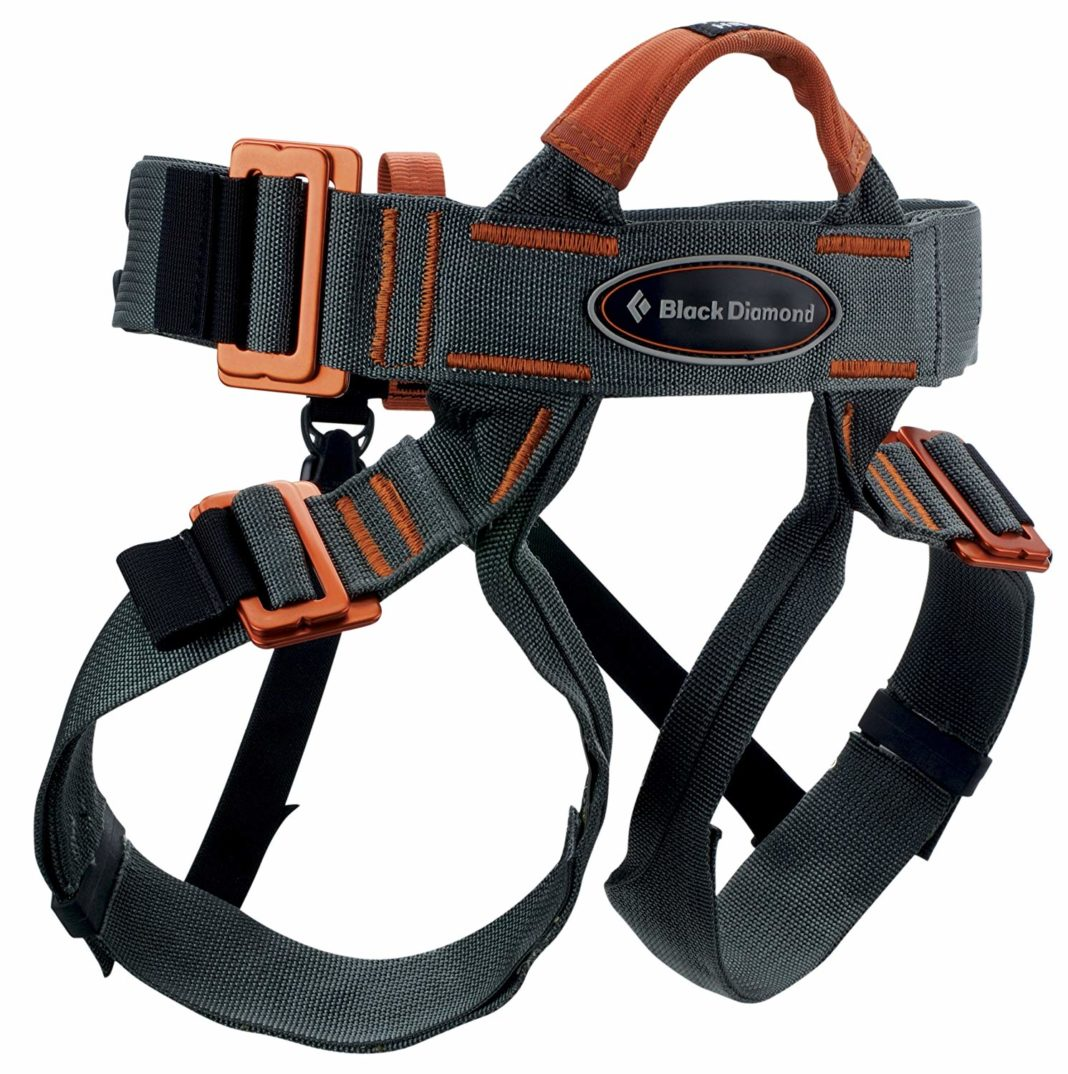 best climbing harness - Black Diamond Vario