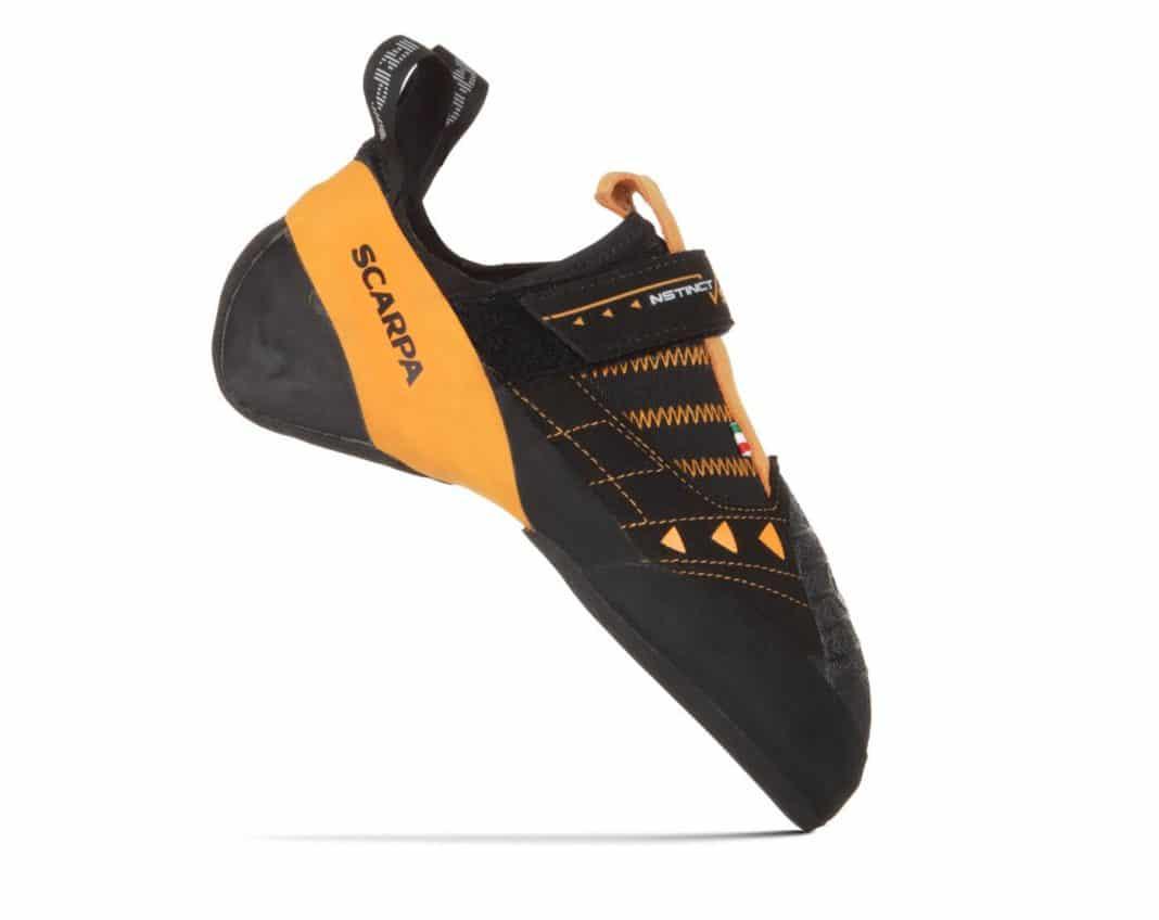 Scarpa Instinct Vs Climbing Shoes Review Trekbible