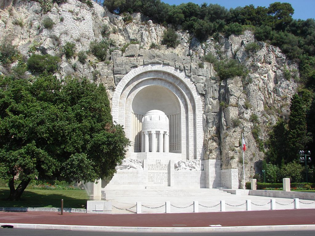 things to do in nice france - Monuments