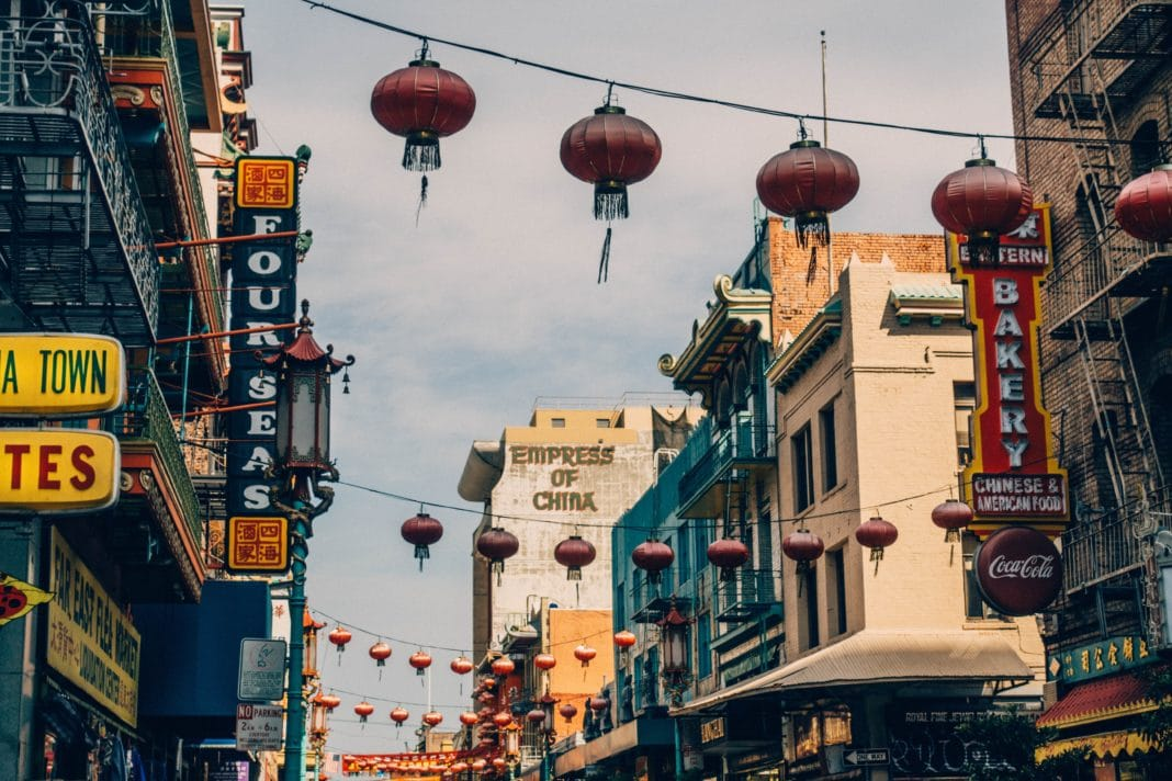 free things to do in houston - Chinatown