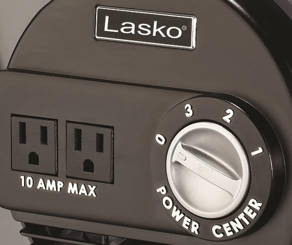 Lasko 754200 Ceramic Heater Review Feel Cozy Outdoors