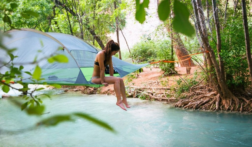 Tentsile Flite+ Tree Tent - Diverse Suspension