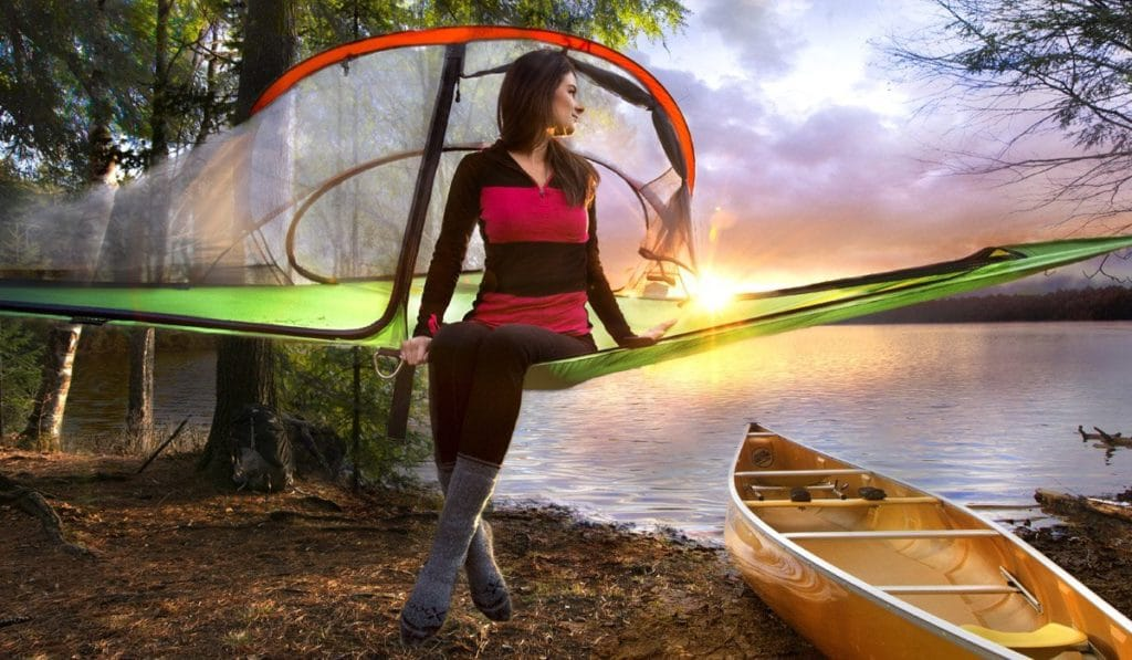 Tentsile Flite+ Tree Tent - Spacious Design