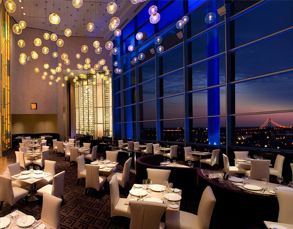 romantic restaurants - Michigan – Iridescence