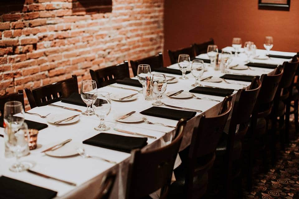 romantic restaurants - North Dakota – Pirogue Grill