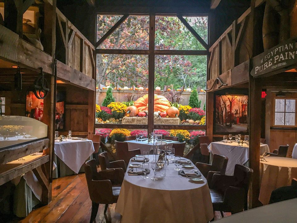romantic restaurants - Maine – White Barn Inn