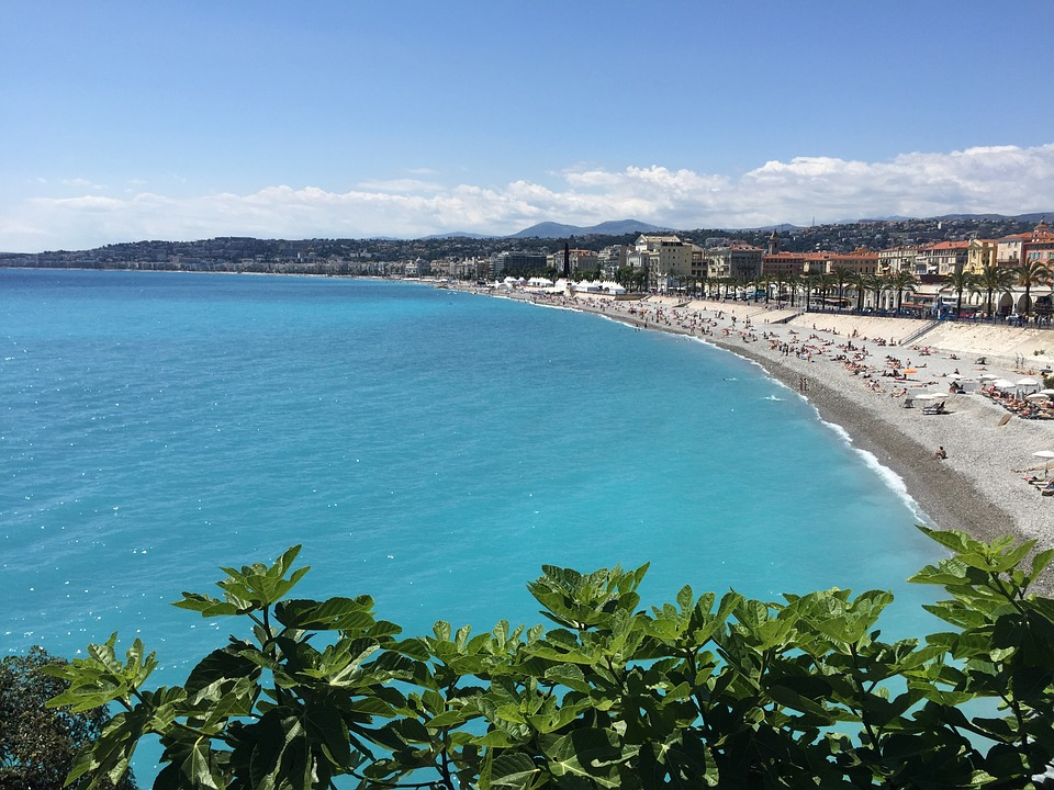 things to do in nice france - Beaches