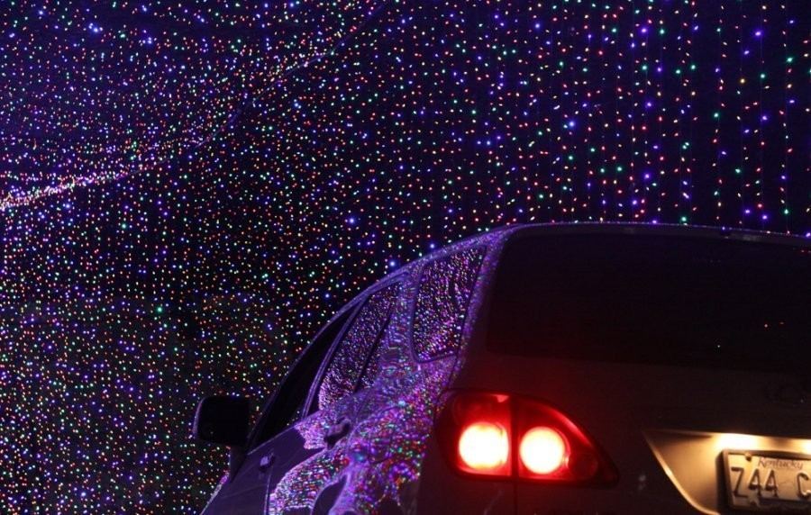 Christmas Light Displays - Kentucky