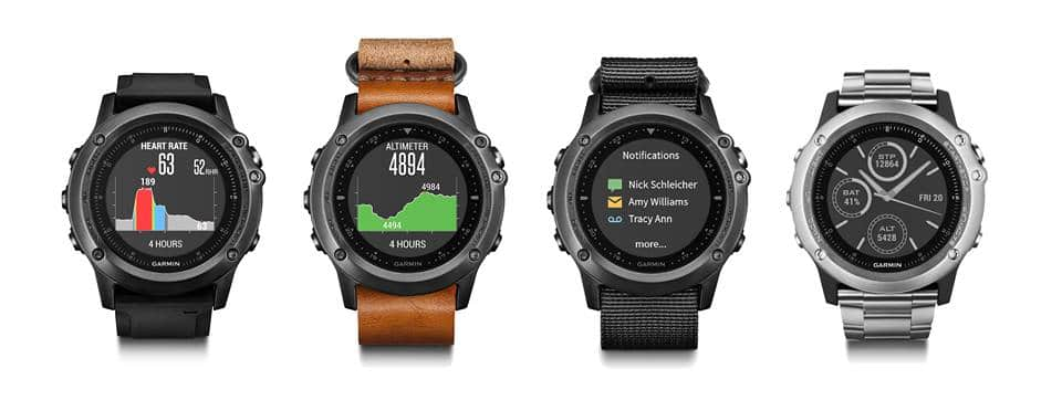 Garmin Fenix 3 HR - The Band