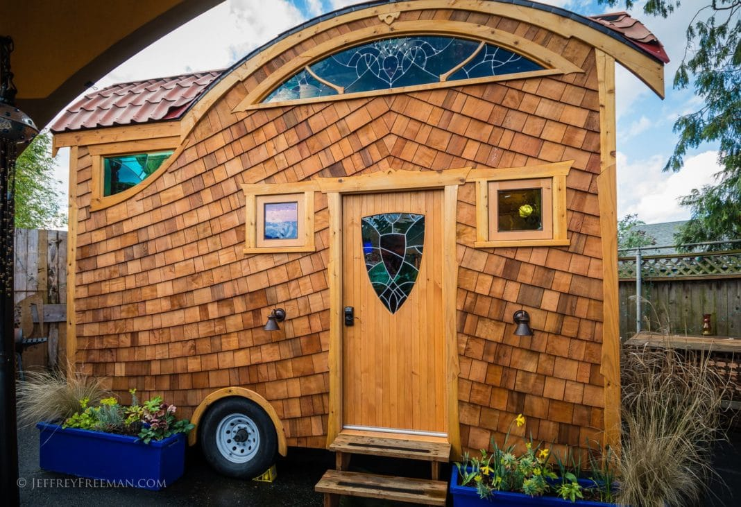 Best Hotels In Portland - The Tiny House Hotel