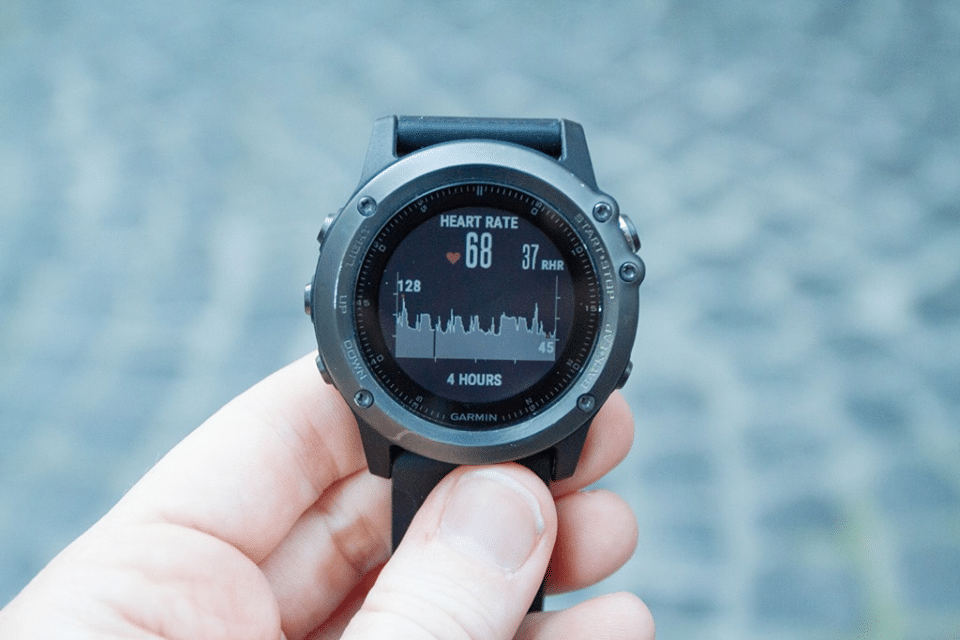Garmin Fenix 3 HR - Activity Profile