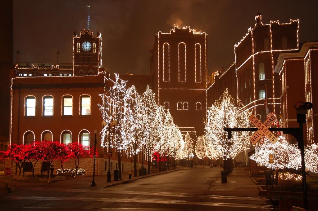 Christmas Light Displays - New Hampshire