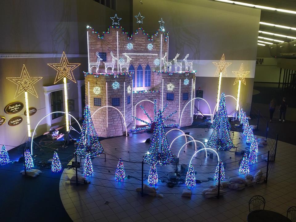 Christmas Light Displays - South Dakota