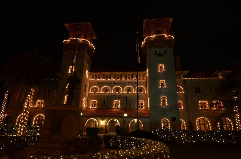 Christmas Light Displays - Florida