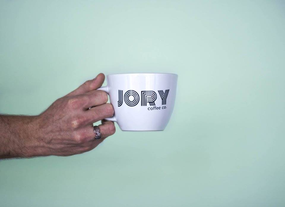 best coffee in Portland - Jory Coffee Co.
