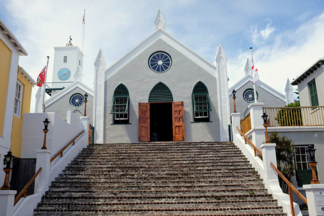 things to do in Bermuda -  Anglican Church