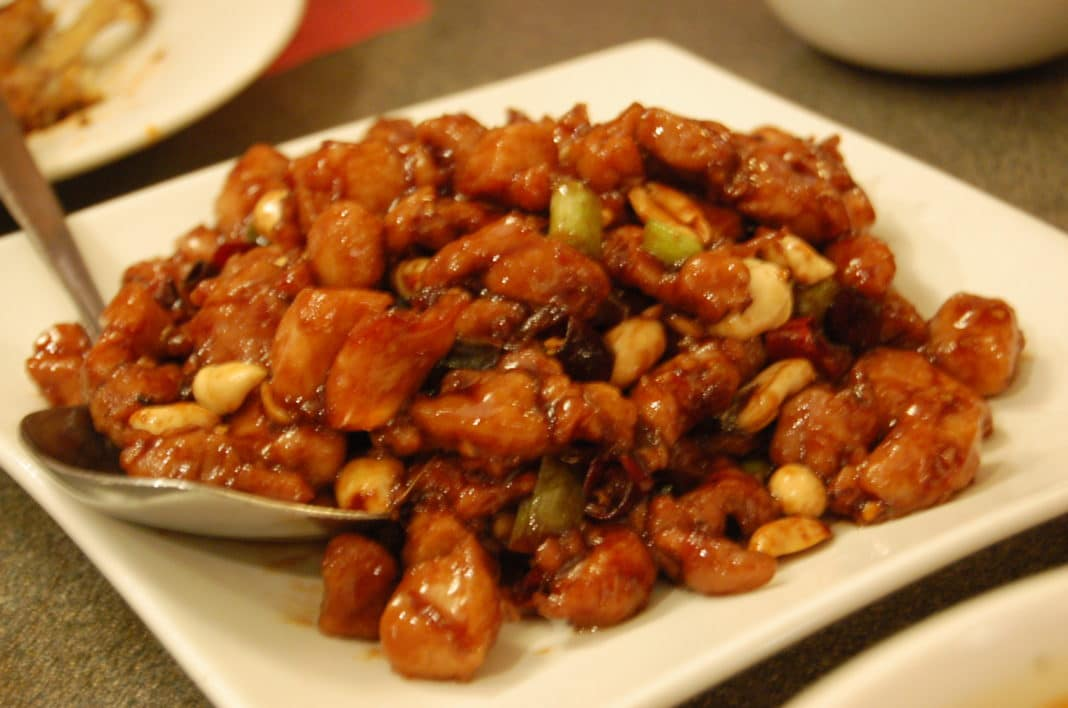 best Chinese dishes - Kung Pao Chicken