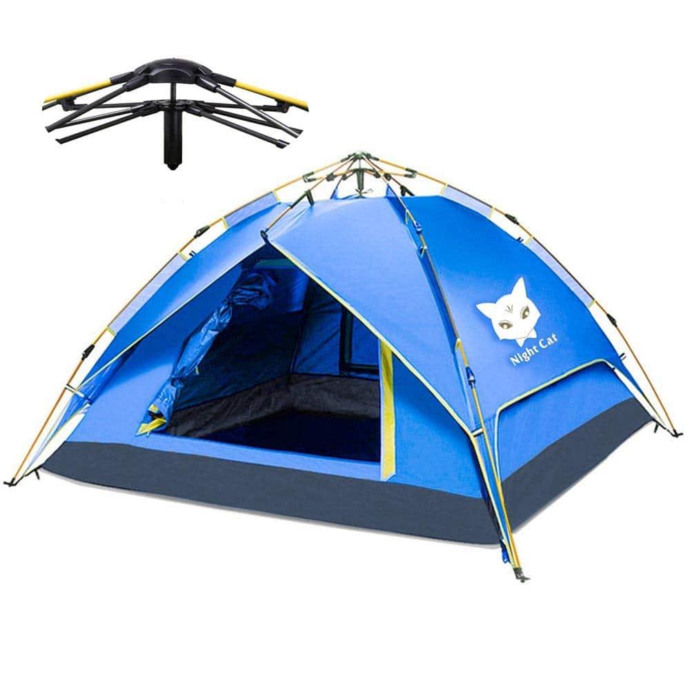 Night Cat C&ing Tent night cat smart tent review  sc 1 st  trekbible & Night Cat Camping Tent Review - trekbible