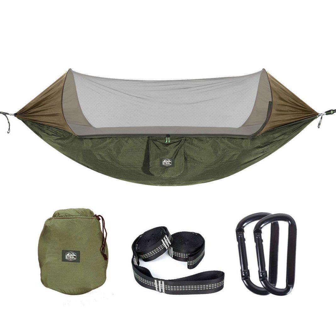 Etrol 2 Person Camping Hammock Review Trekbible