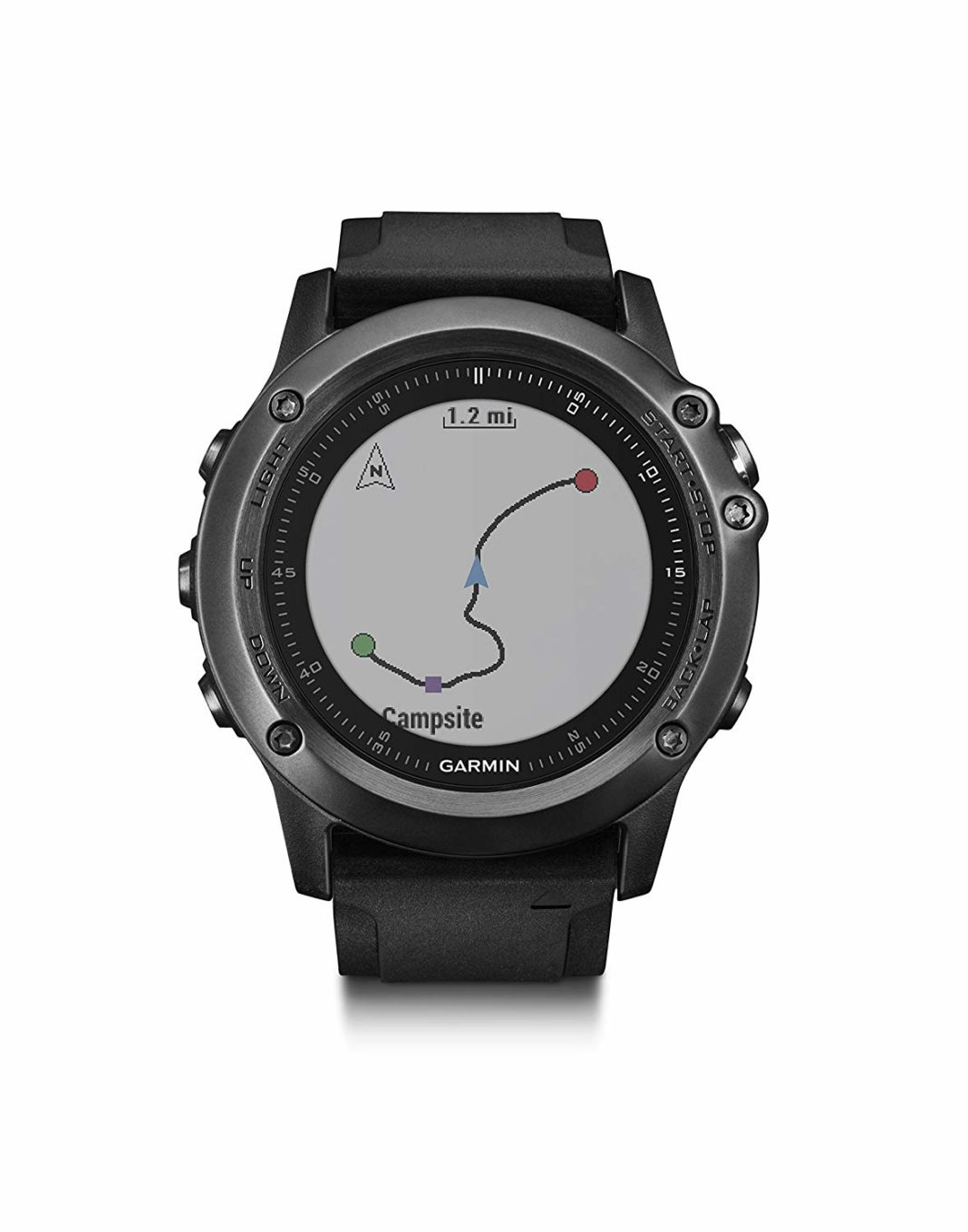 Garmin Fenix 3 HR - Battery Life