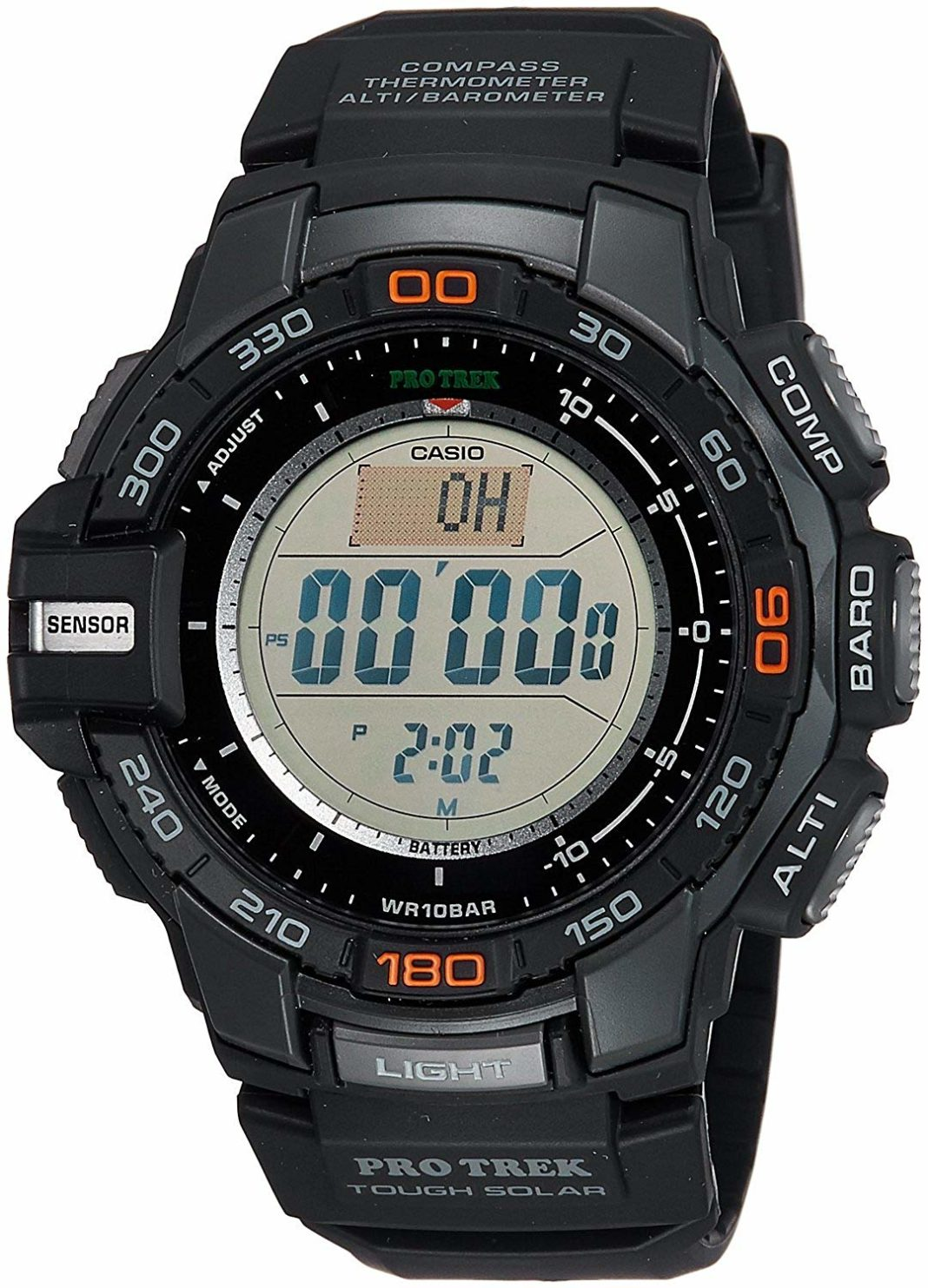 best hiking watch - Casio ProTrek