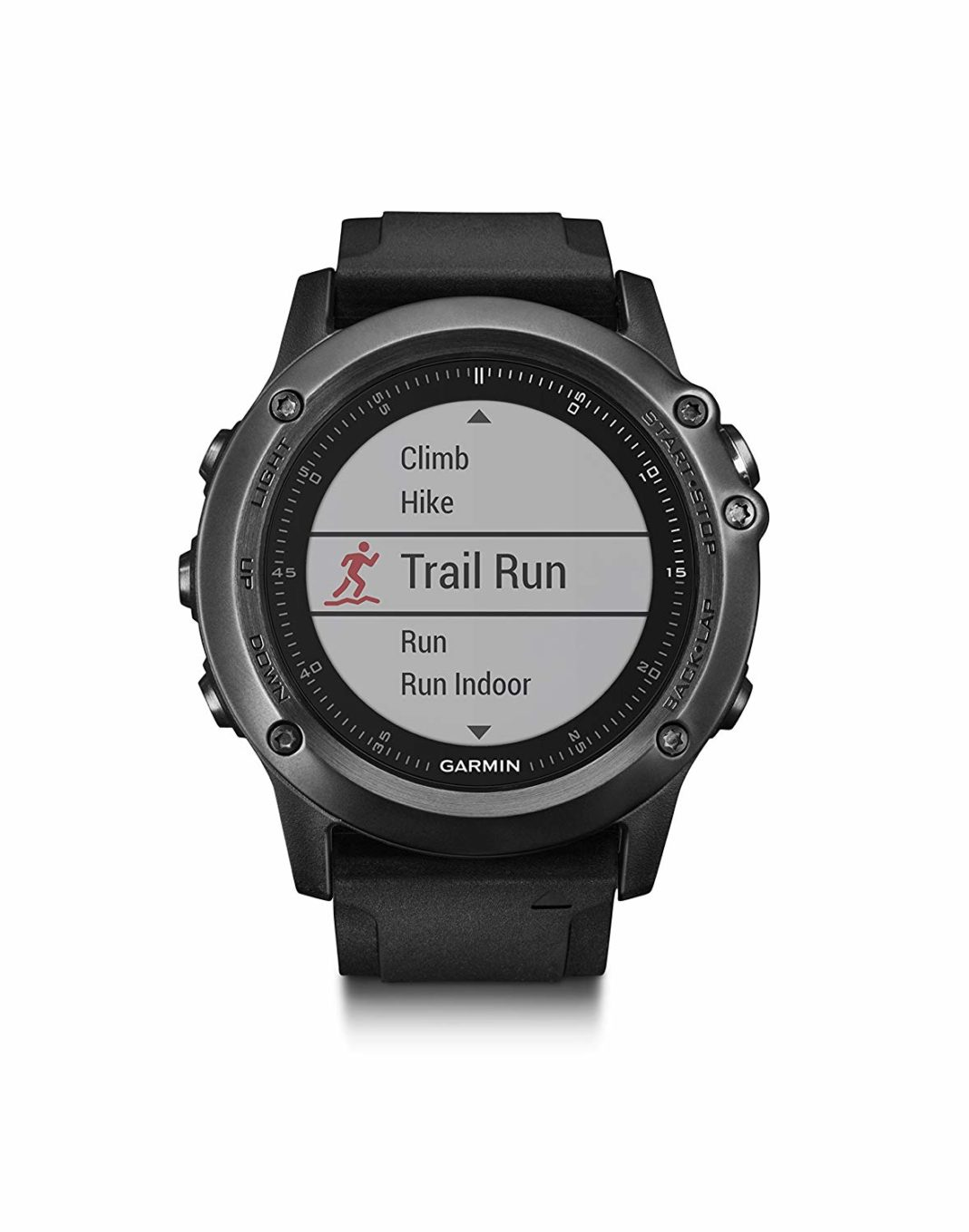 Garmin Fenix 3 HR - Design