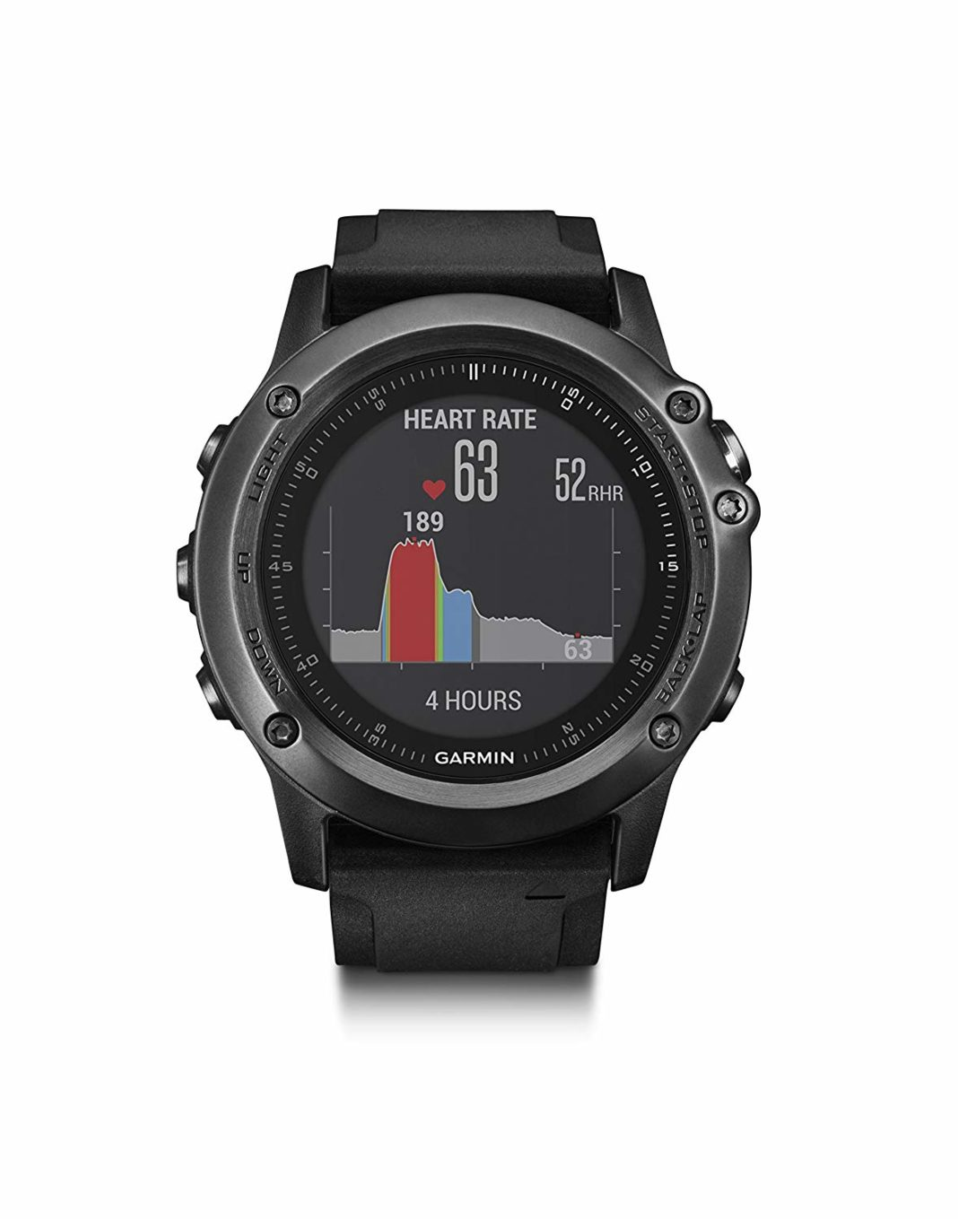 Garmin Fenix 3 HR - Wrist Heart Rate Technology