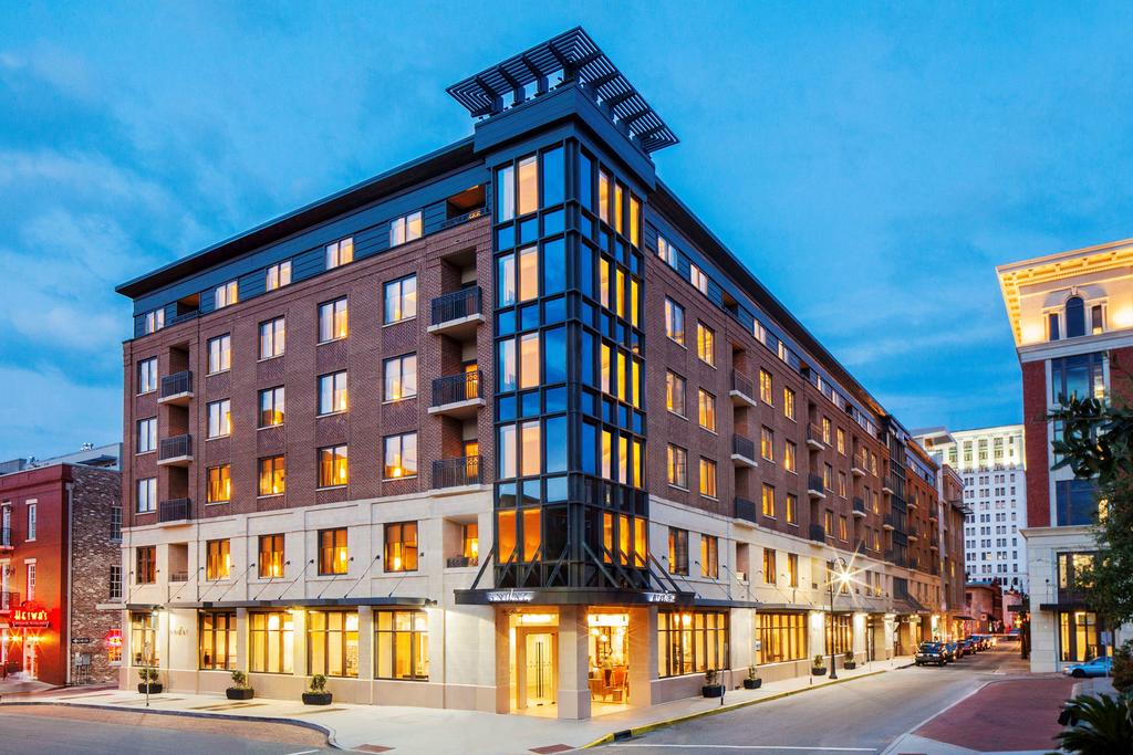 best hotels in Savannah GA - Andaz Savannah