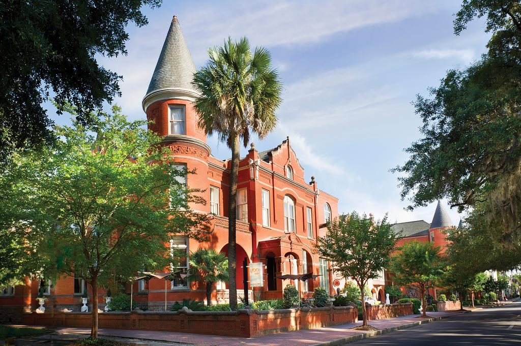 best hotels in Savannah GA - Mansion on Forsyth Park