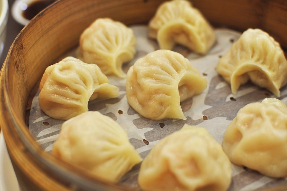 best Chinese dishes - Dumplings