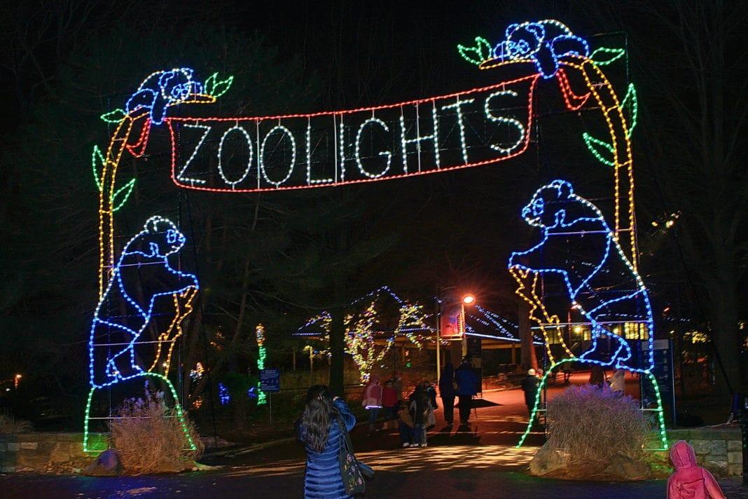 Christmas Light Displays - Ohio