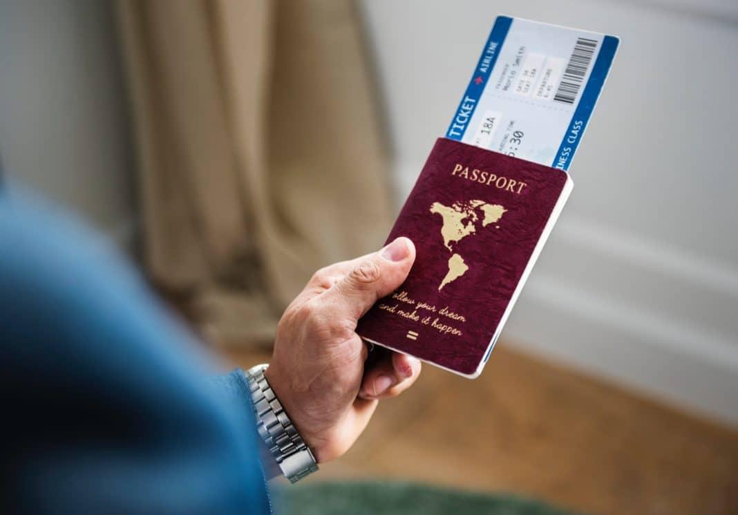 Travel Deal Tuesday - passport