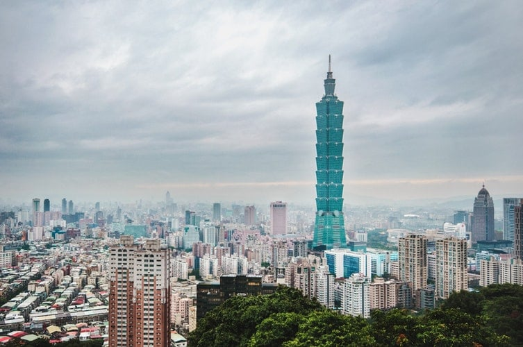 best places to travel alone - Taipei, Taiwan