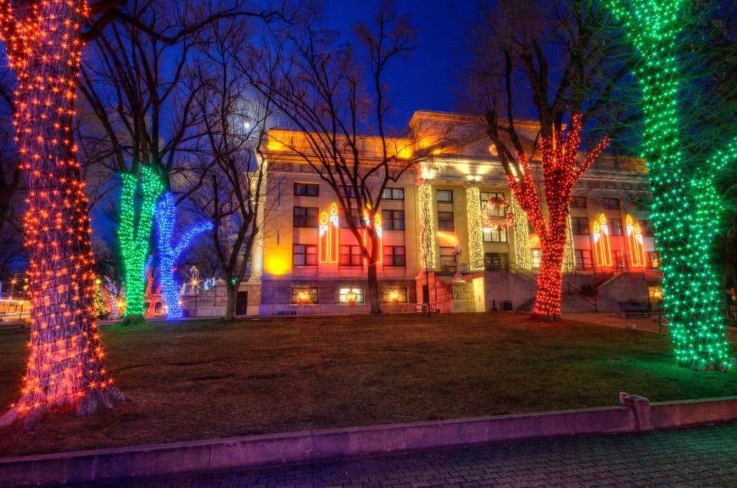 Christmas Light Displays - Arizona