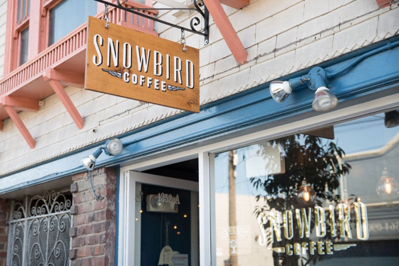 Best Coffee in San Francisco - Snowbird Coffee