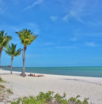 best beaches in key west