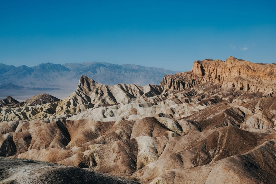 best national parks in california - Death Valley National Park