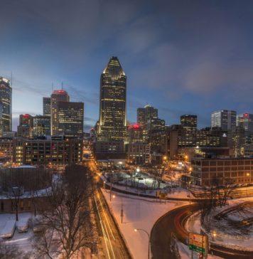 Montreal to Quebec City