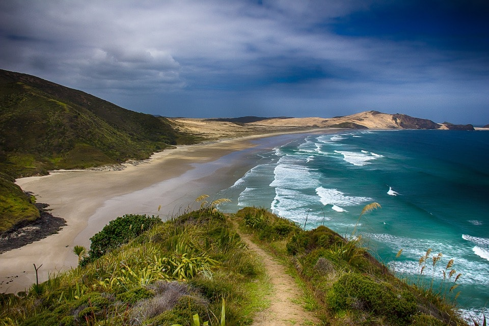 best time to visit new zealand - Beaches